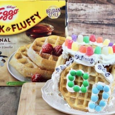 Holiday Fun with Kellogg's® Eggo Thick & Fluffy Original Waffles
