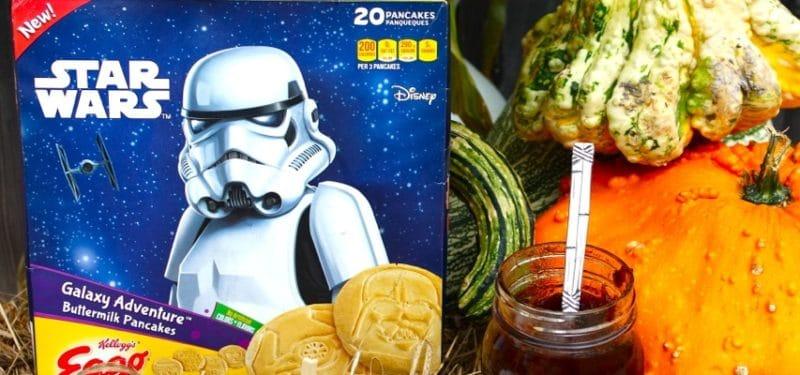 Fall Fun With Kellogg's® Eggo® and Apple Butter