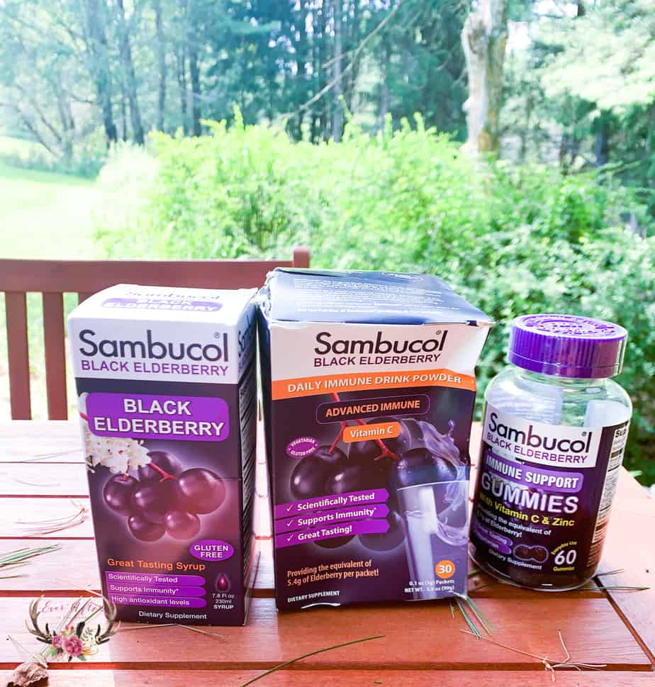 Start the School Year Off Right with Sambucol® Black Elderberry