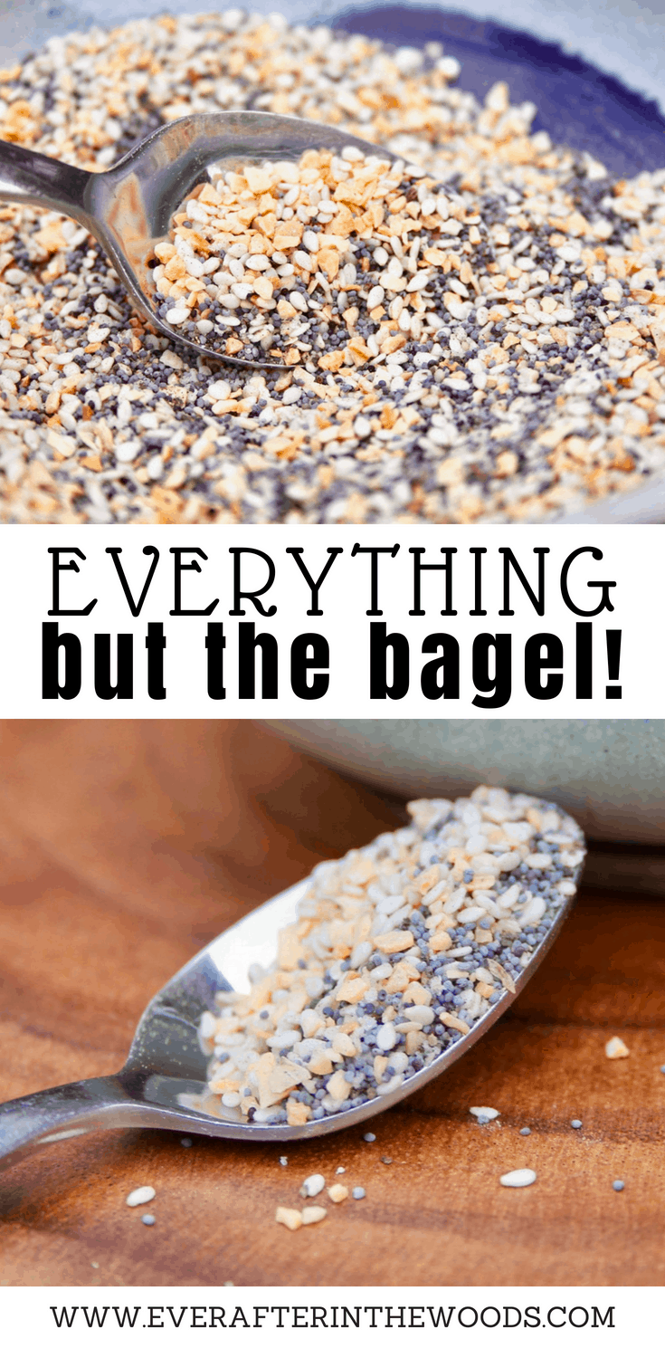 how to make an easy copycat everything but the bagel spice blend