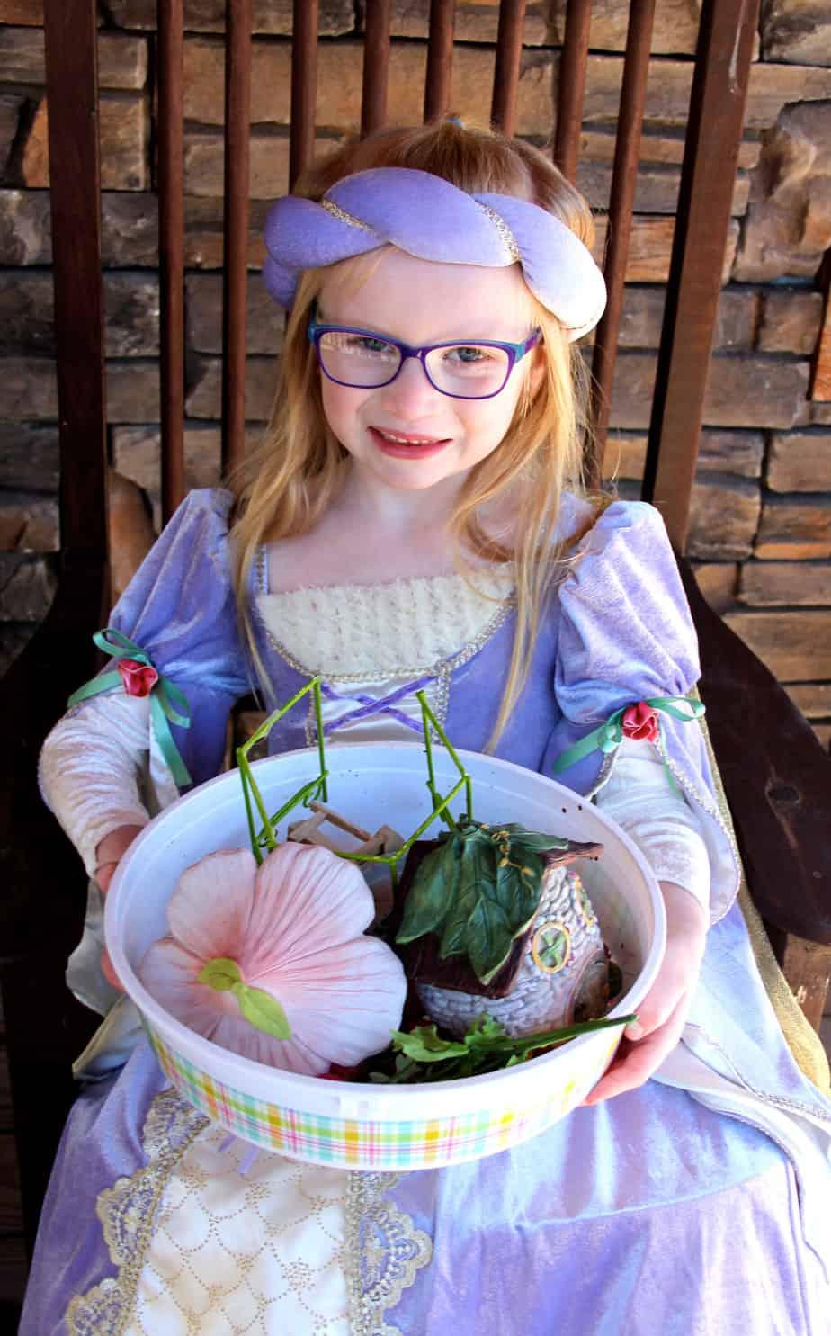 materials for fairy garden