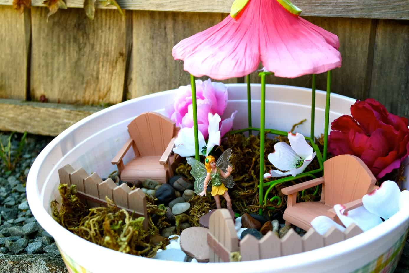 gnome and fairy garden how to
