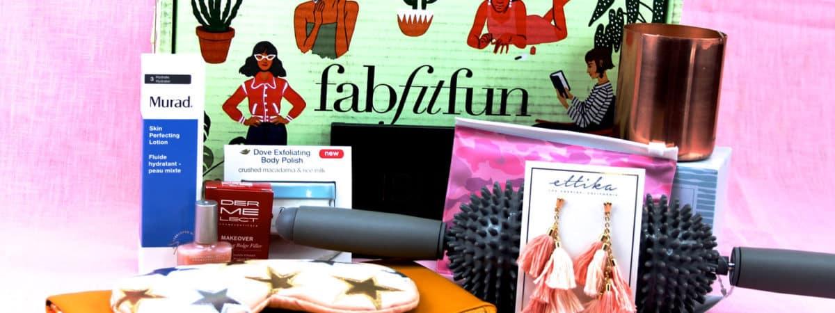 fabfitfun spring 2018