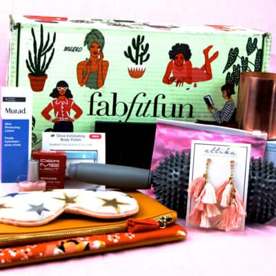 What is the FabFitFun Subscription Box Service