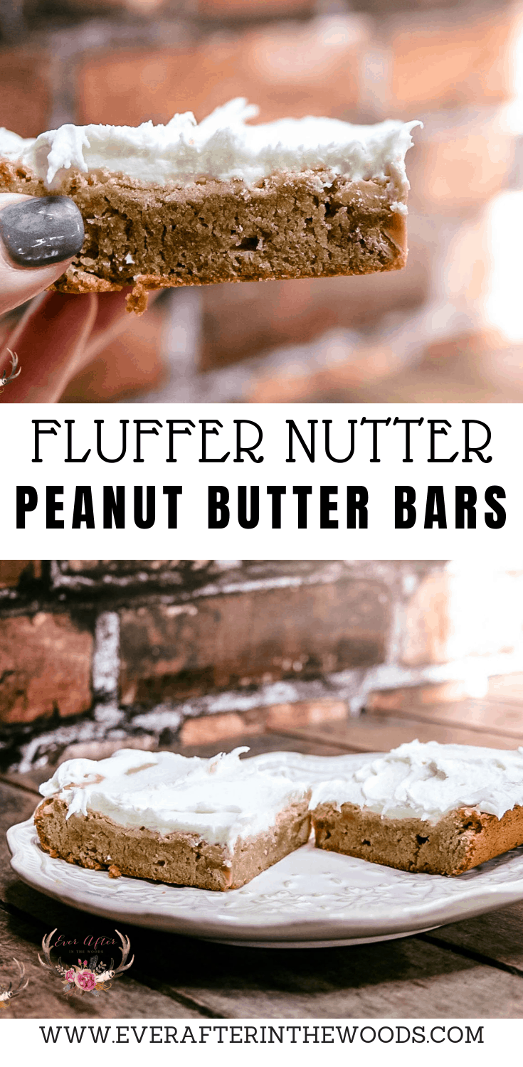 recipes with peanut butter and marshmallow fluff