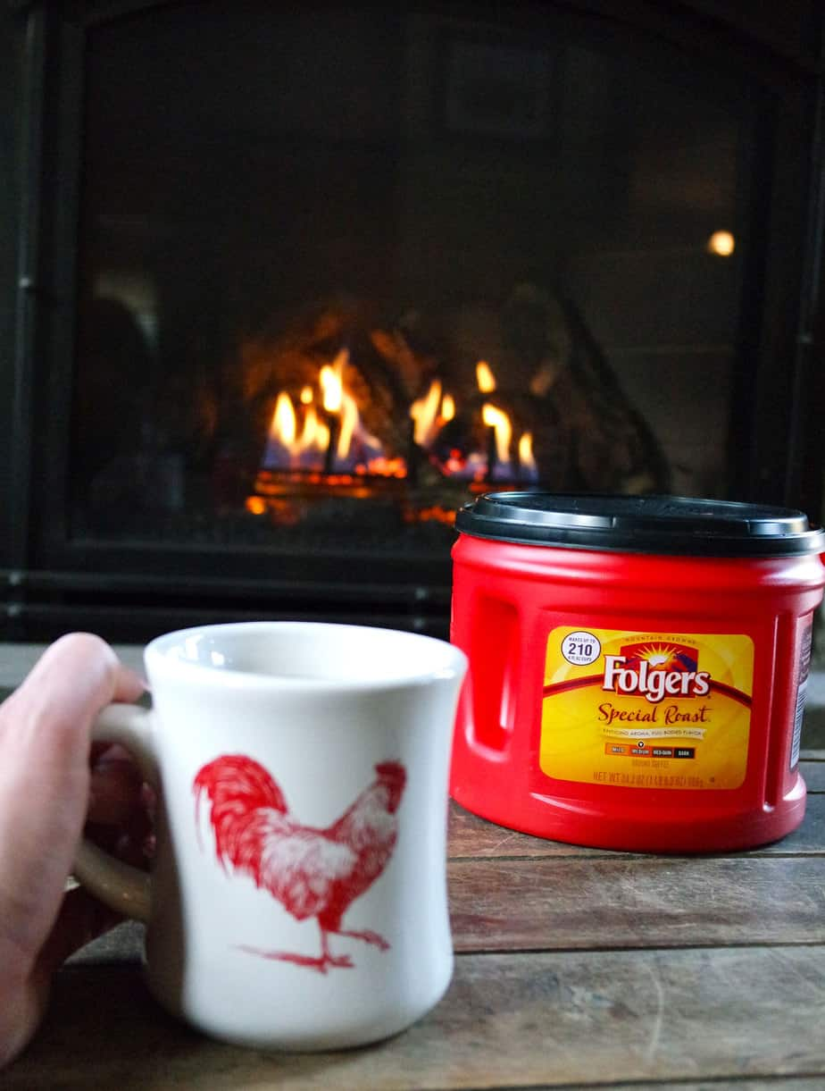 enter folgers contest