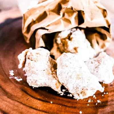Fried Dough – Zeppole