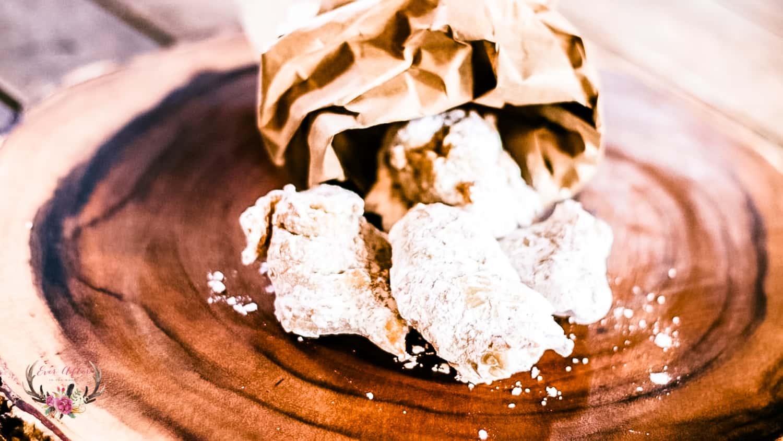 Fried Dough – Zeppole