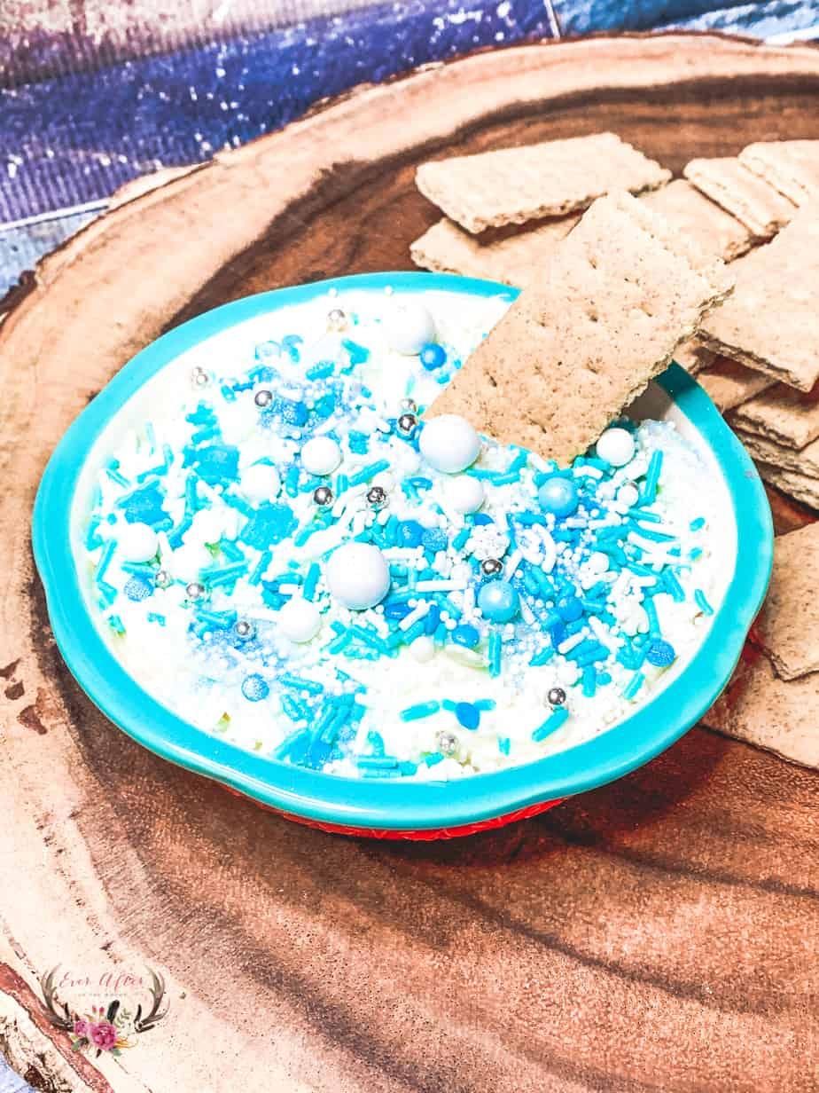 frozen 2 party dip | frozen dessert idea