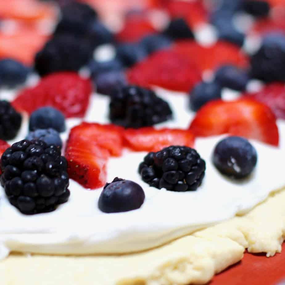 summer dessert for picnc