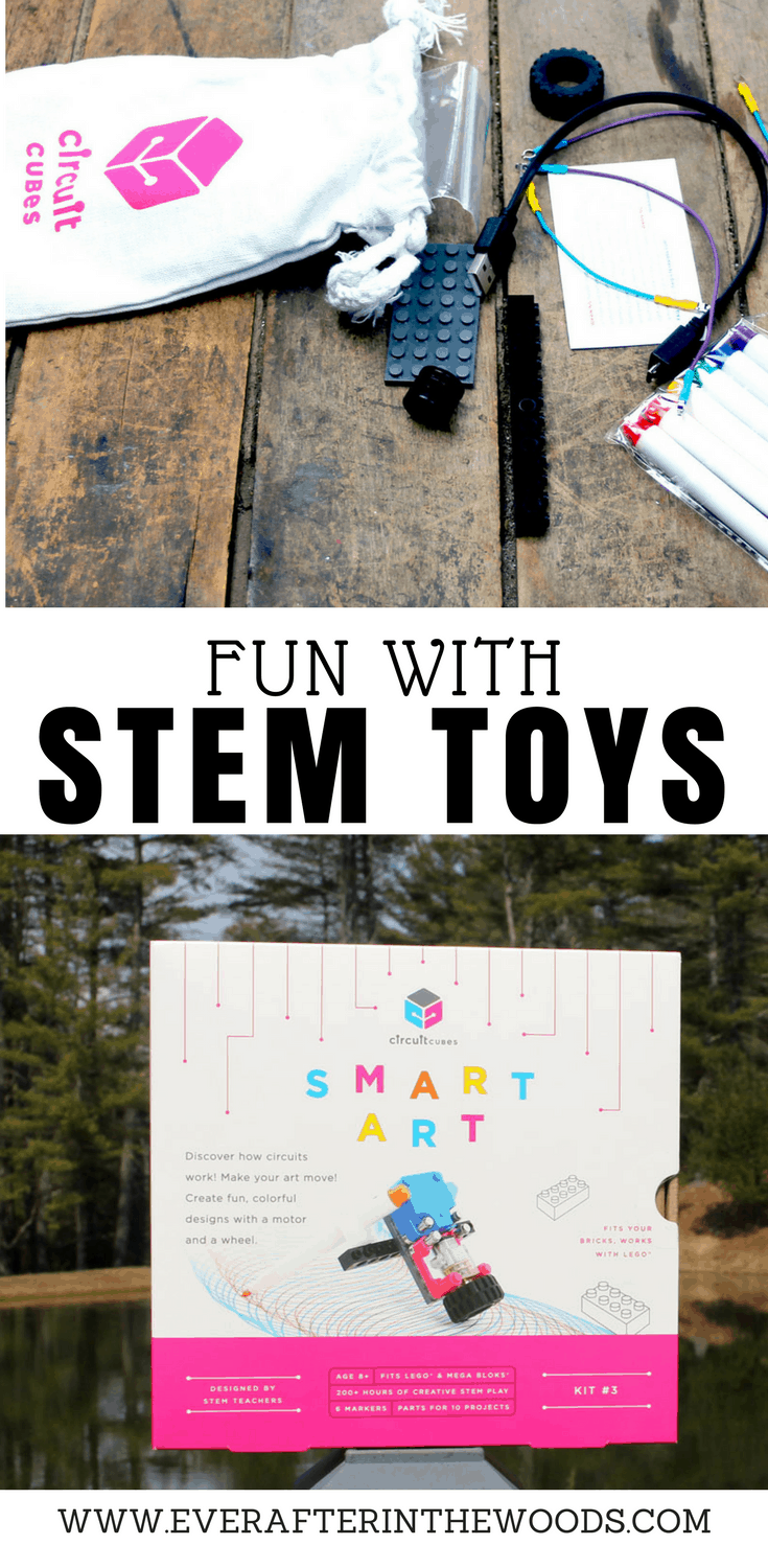 art with STEM toys | STEAM toys boys and girls