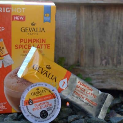 Gevalia Kaffe – Perfect for Fall with Pumpkin Spice Latte and Bold Majestic K- Cup® Pods