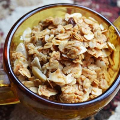 Golden Girl Granola – A Delicious Treat Found At Fairway Market