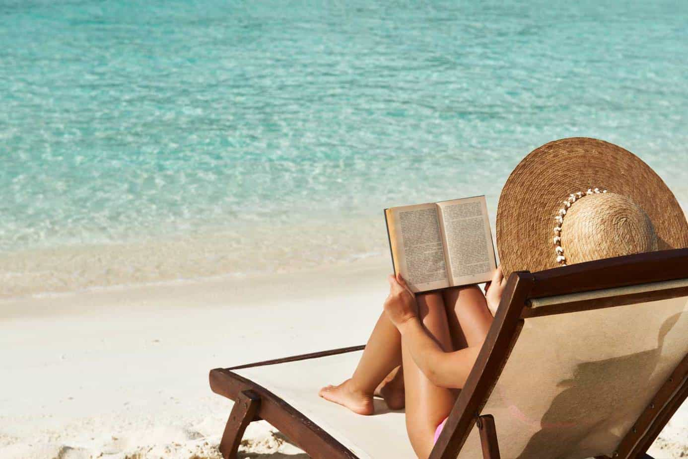 great beach reads for vacation
