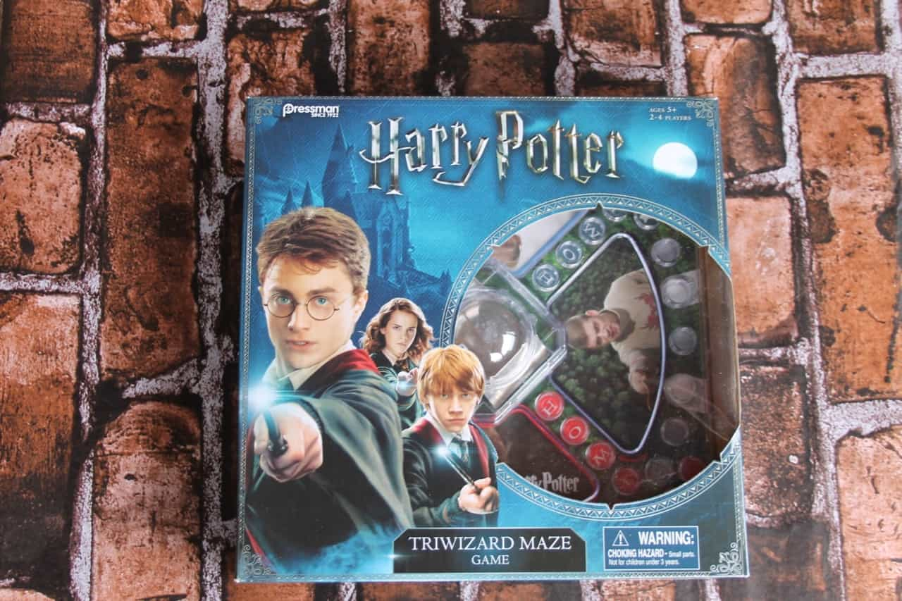 Harry Potter Tri-Wizard Maze Game