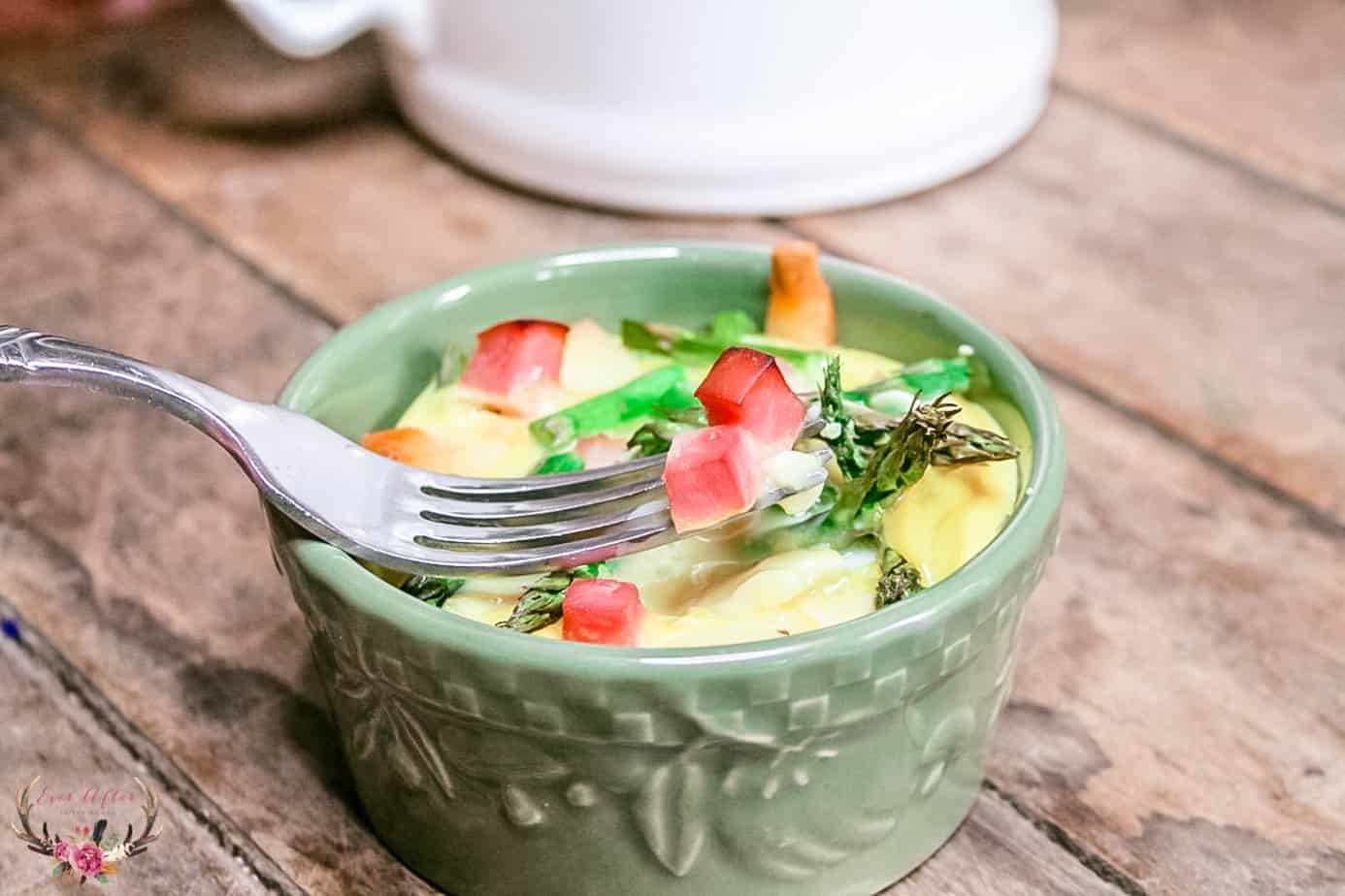 crust less quiche | crustless quiche | low carb | egg recipe