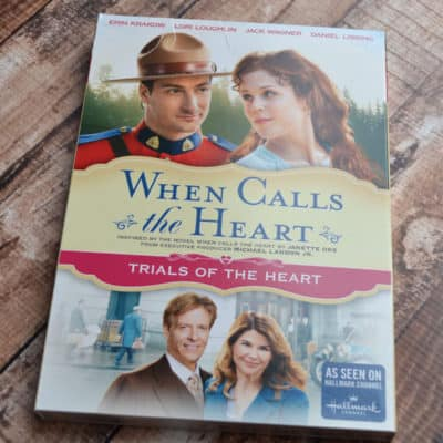 WHEN CALLS THE HEART: TRIALS OF THE HEART COMES TO DVD FROM SHOUT! FACTORY ON MAY 26, 2015