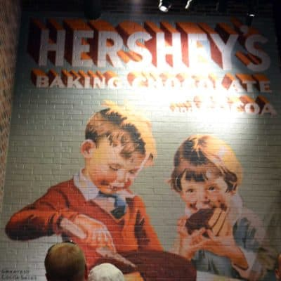 Hershey Park Vacation with the Kids