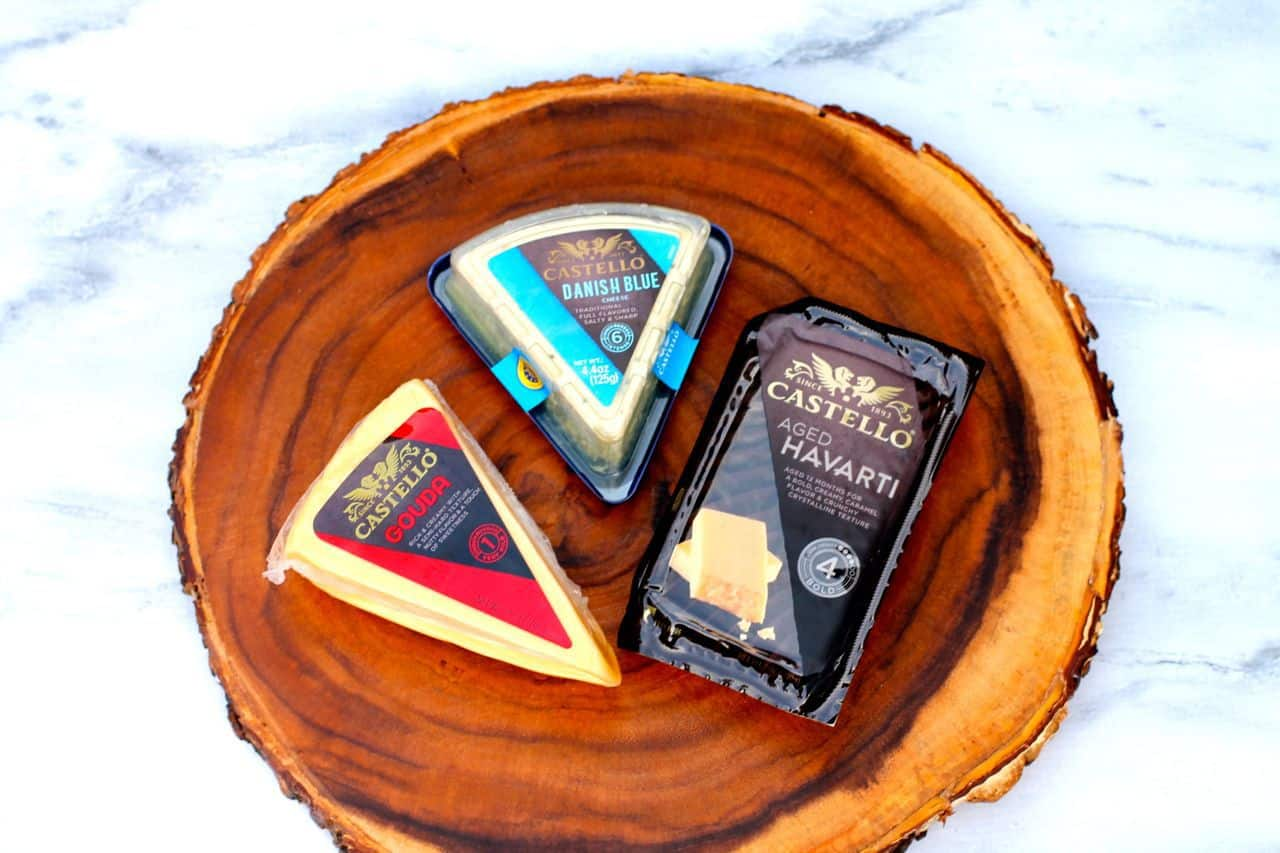 castello gourmet cheese