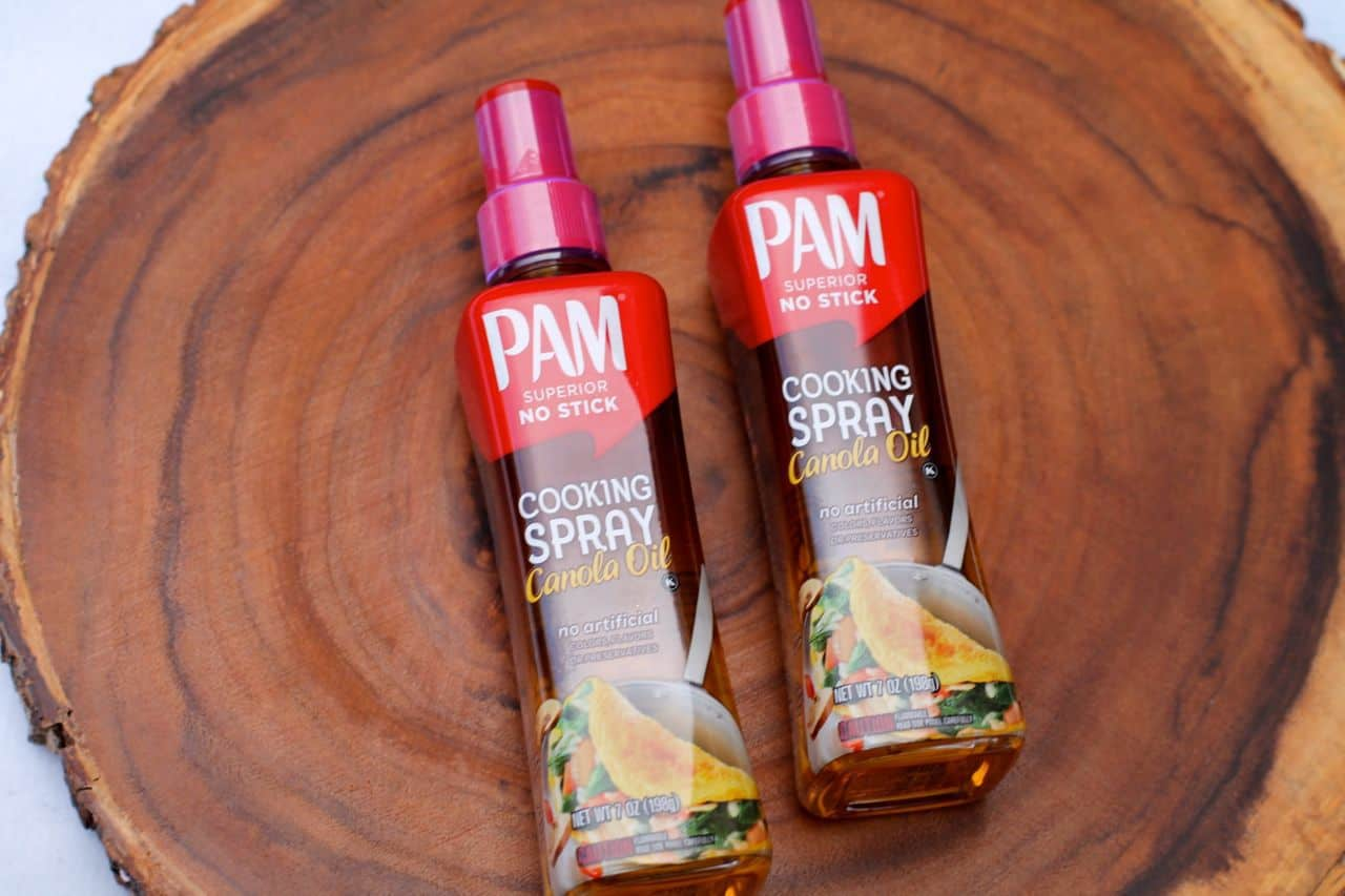 pam non aerosol cooking spray