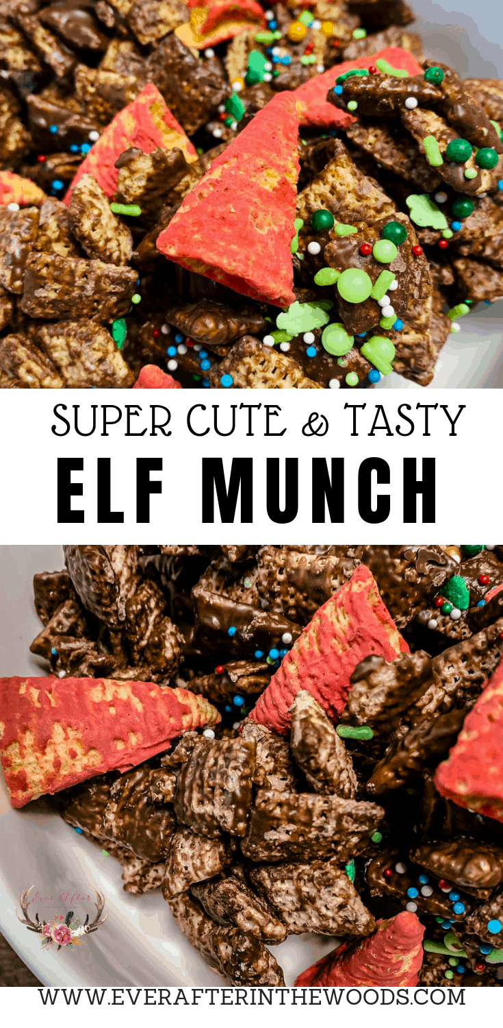Holiday Chex Elf Christmas  Snack Mix Recipes