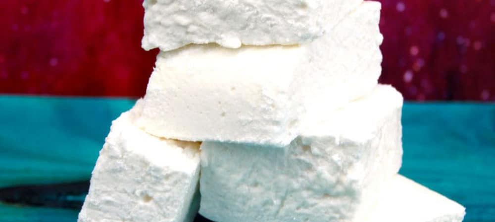 easy to make marshmallows at home
