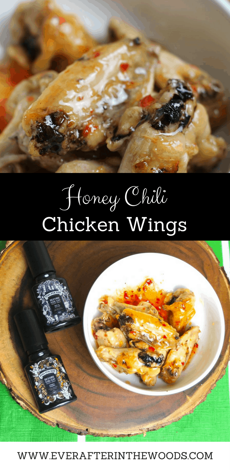 easy chicken wing recipe for the big game appetizer