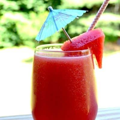 easy frozen beat ever watermelon drink recipe frozen summer daiquri daquiri