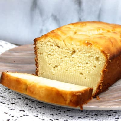 Ricotta Cake Recipe from scratch | Italian Ricotta Cake | Baked Ricotta Bread |