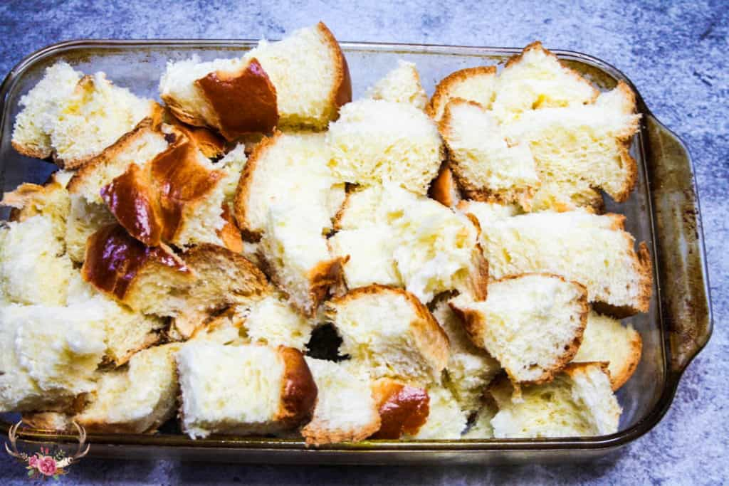 easy and delicious bread pudding recipe
