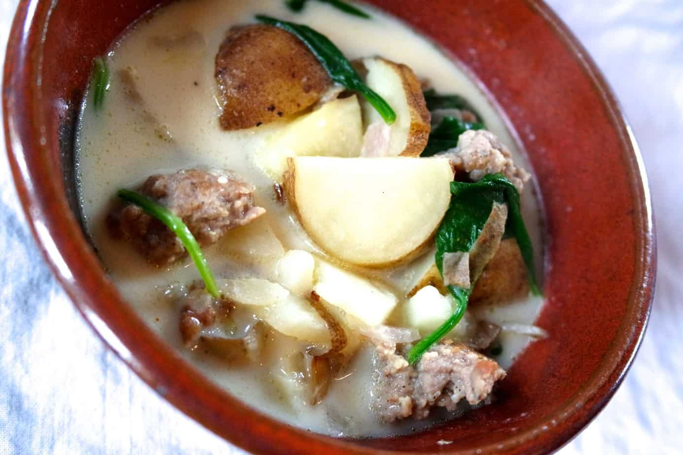 Olive Garden Copycat Zuppa Toscana Ever After In The Woods