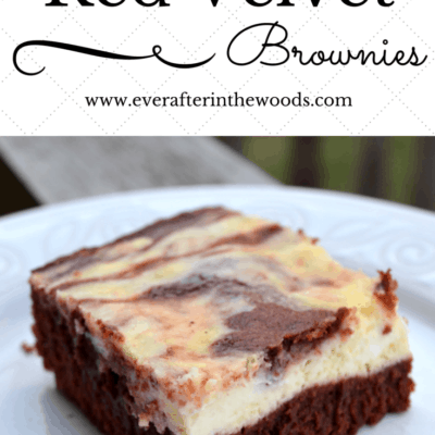 Delicious and Moist Red Velvet Brownie Recipe