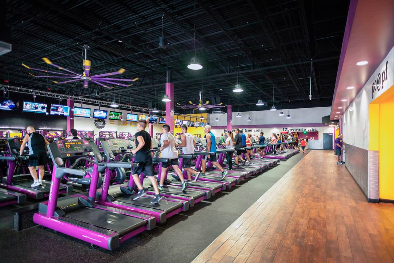 join planet fitness