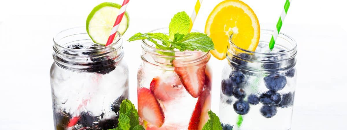 4 Infused Water Recipes That Will Boost Your Metabolism