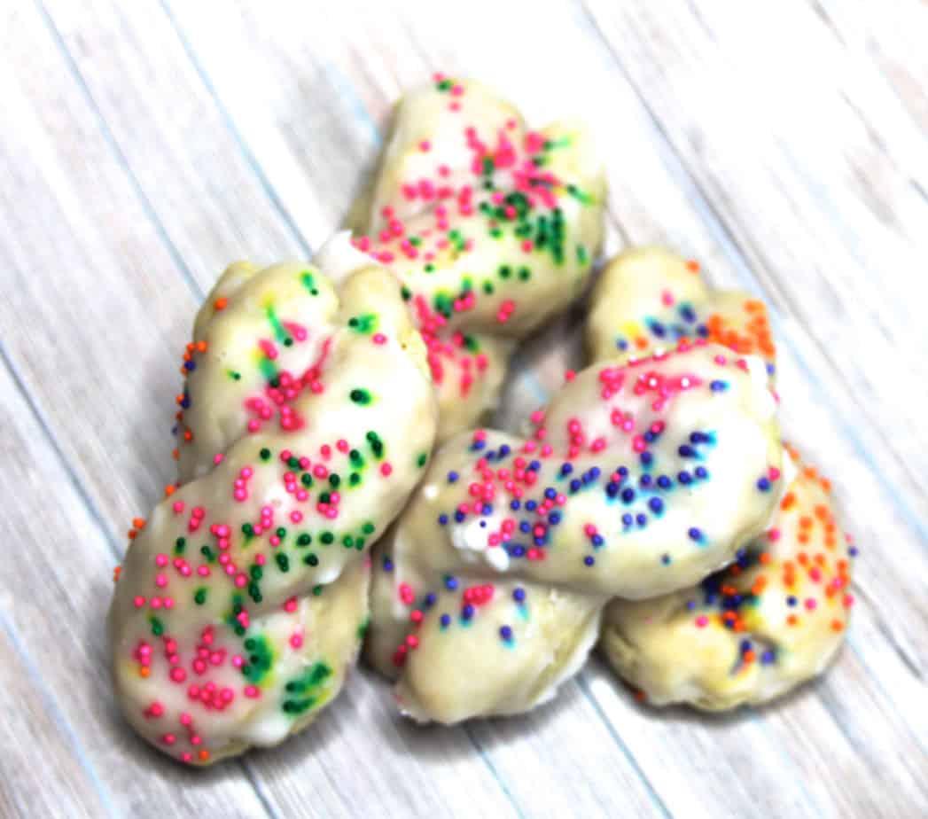 soft italian cookies