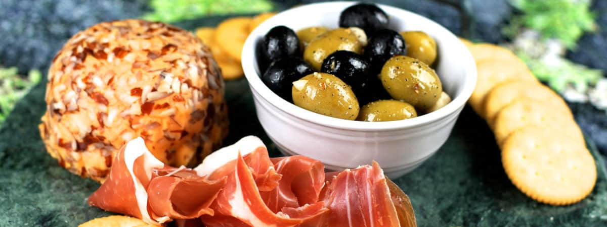 how to make your own marinated olives