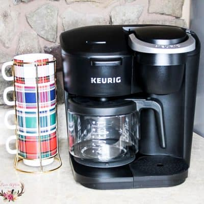Keurig® K-Duo Essentials™ Coffee Maker.
