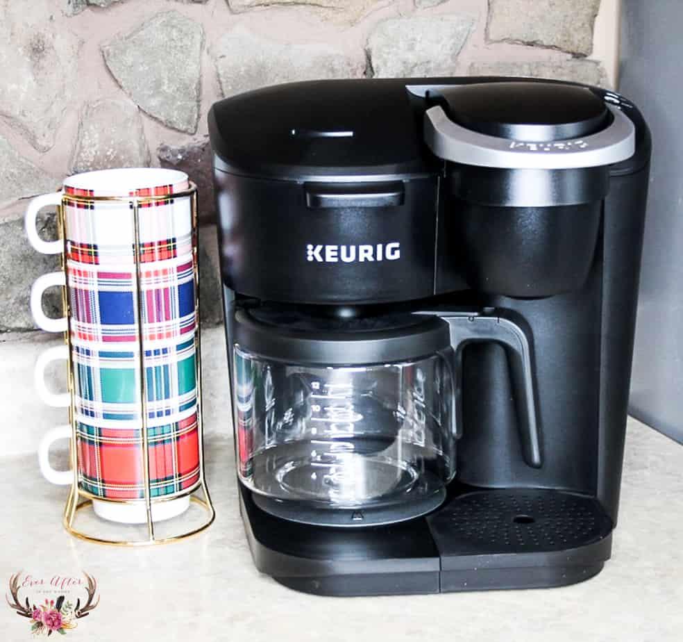 Keurig® K-Duo Essentials™ Coffee Maker.