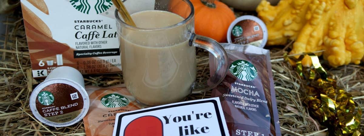 starbucks latte pods