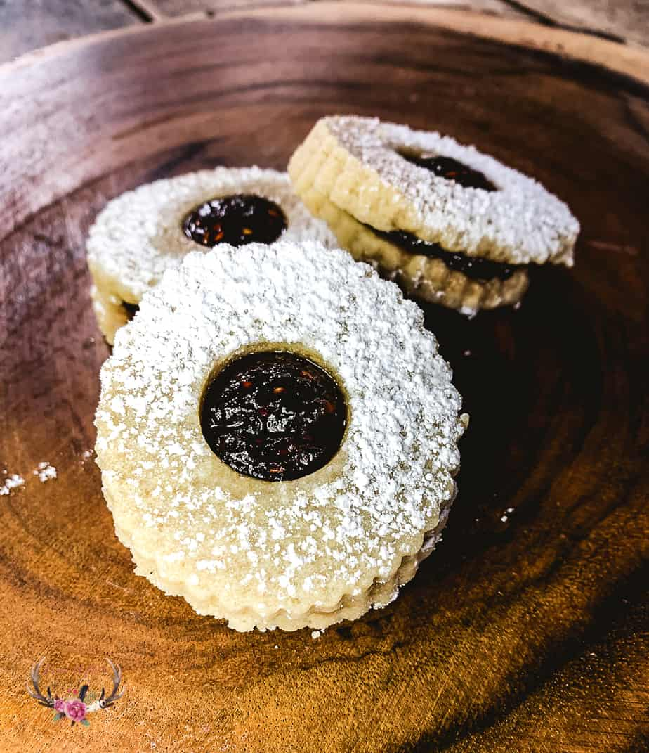 linzer cookie recipe