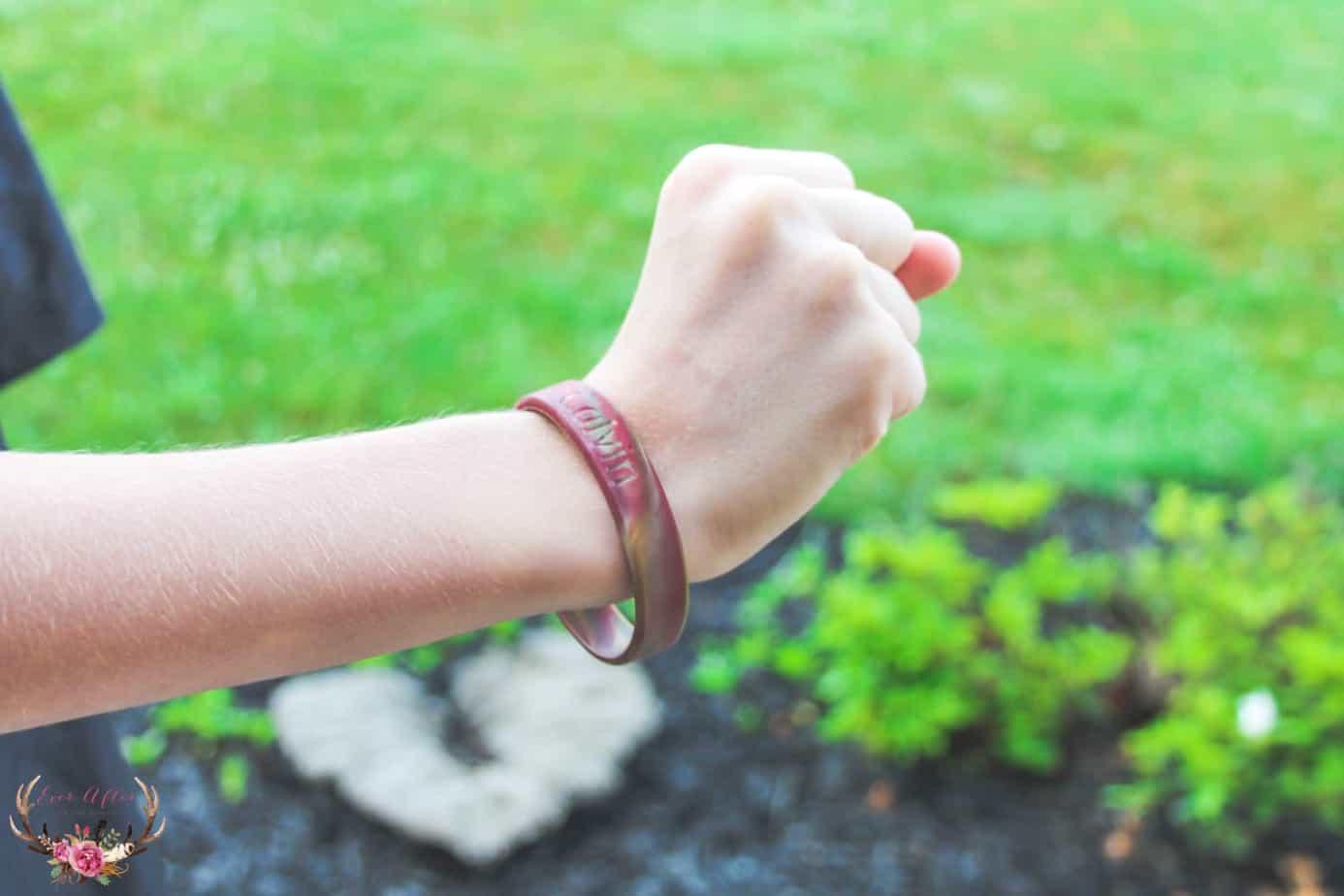 silicon ID bracelets