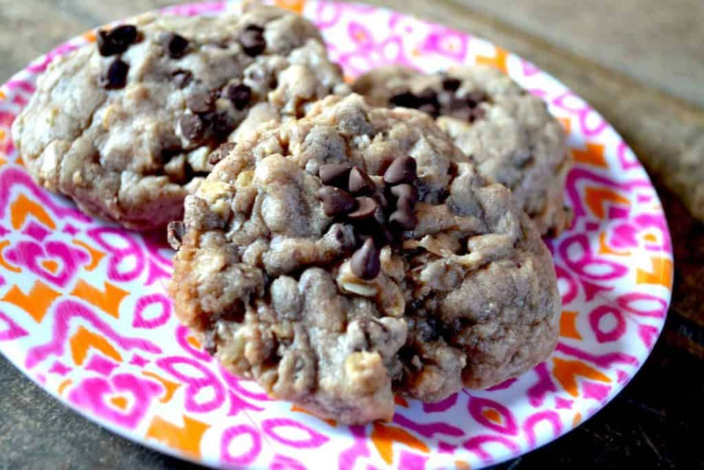 chocolate chip chewy soft cookie recipe
