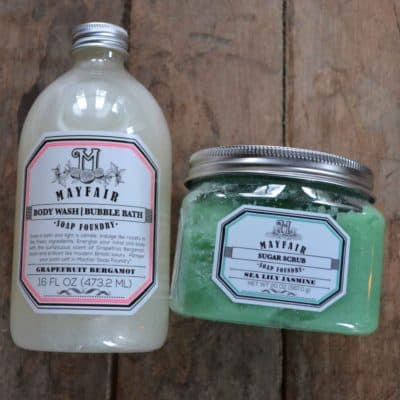 mayfair soap foundry beauty products