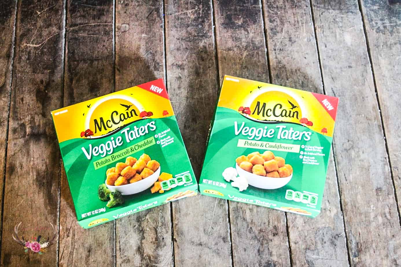 Easy One Pan Meal with McCain® Veggie Taters™
