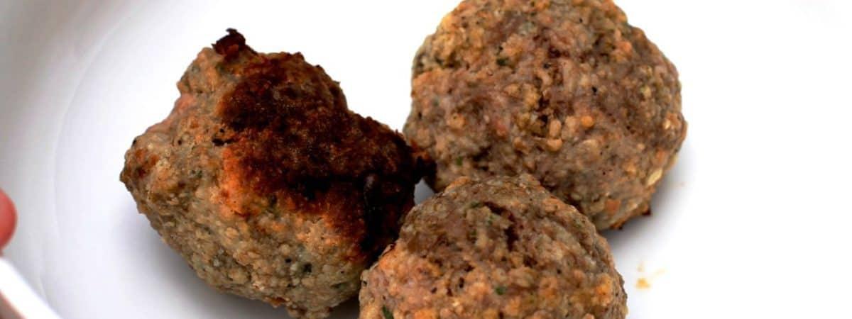 how to make meatballs like grandma