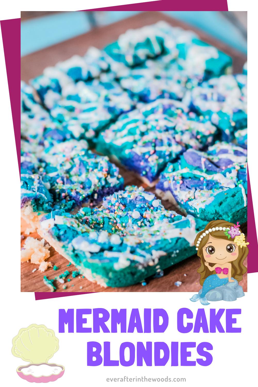 mermaid dessert ideas