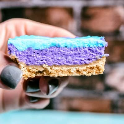 easy to make mermaid party food