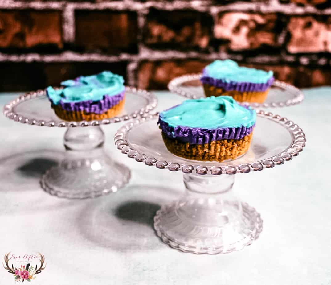 mermaid dessert recipe no bake