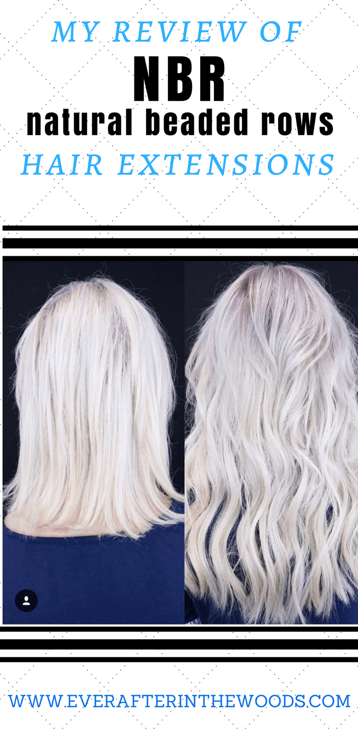 Why I Love Natural Beaded Rows Hair Extensions - Ever