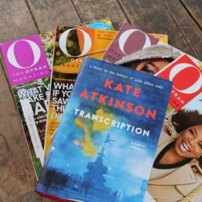 Oprah Reading Room October 2018 Selection